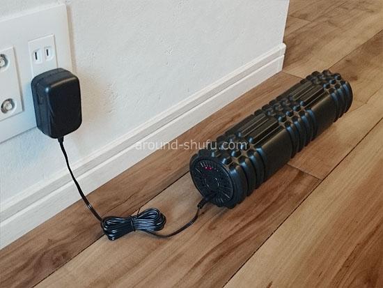 3Dマッサージロール 充電