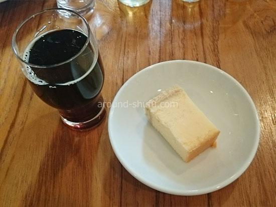 「Afterdark」と「チーズケーキ」