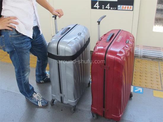 dmm スーツケース レンタル 口コミ