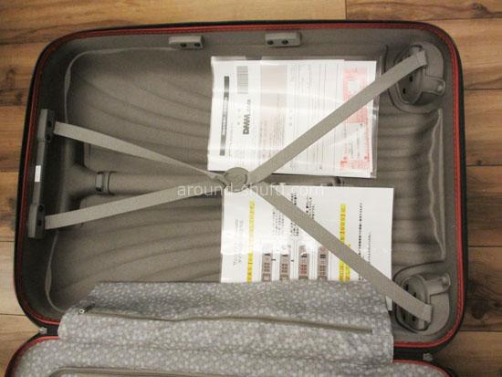 dmmレンタル スーツケース