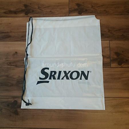 スリクソン ランドリーバッグ
