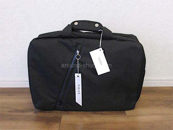 ジーナイン 3way ビジネスバッグ