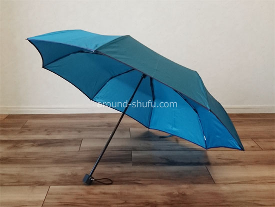 耐風 強力撥水 折りたたみ傘