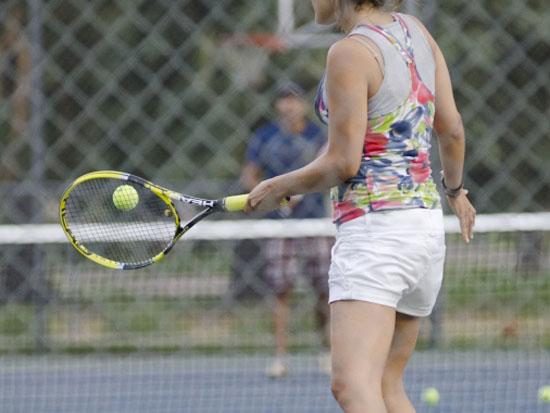 人とかぶりにくいテニスウェア