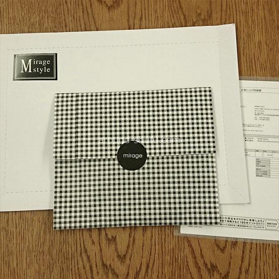 MIRAGE-STYLE 鍋敷き 包装