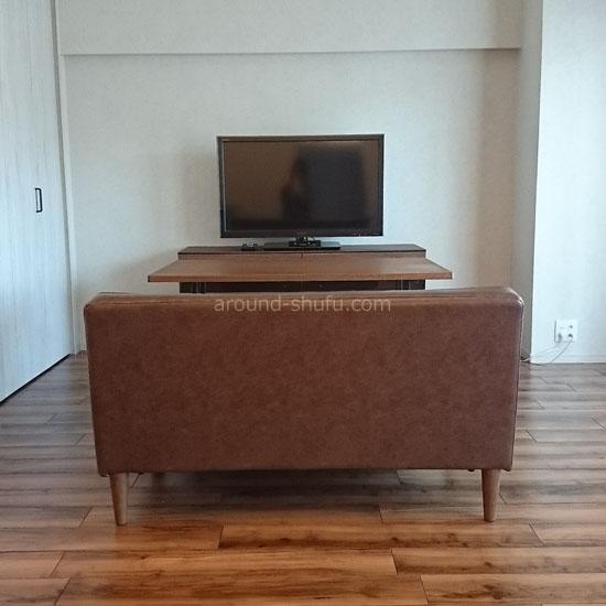 テレビボードGV-140 高さ