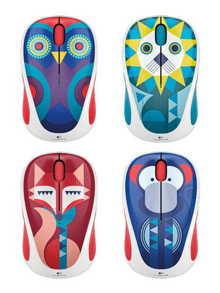ロジクール ワイヤレスマウス m238 プレイコレクション